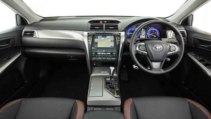 2015 Toyota Aurion Sportivo