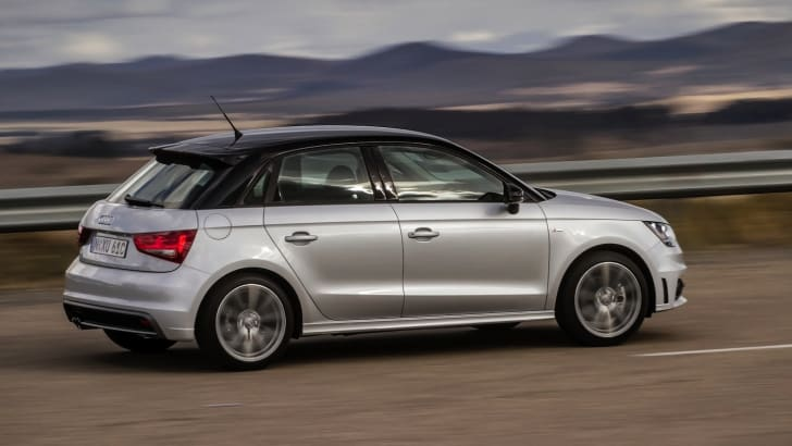 Audi A1 Sportback S line Competition Limited Edition - 3