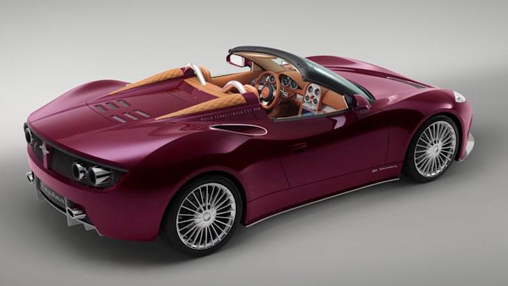 Spyker B6 Venator Spyder Concept11