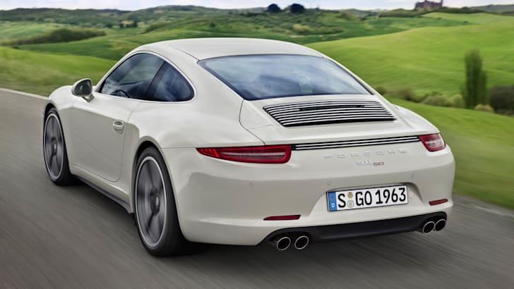 Porsche 911 50 Years Edition - 2