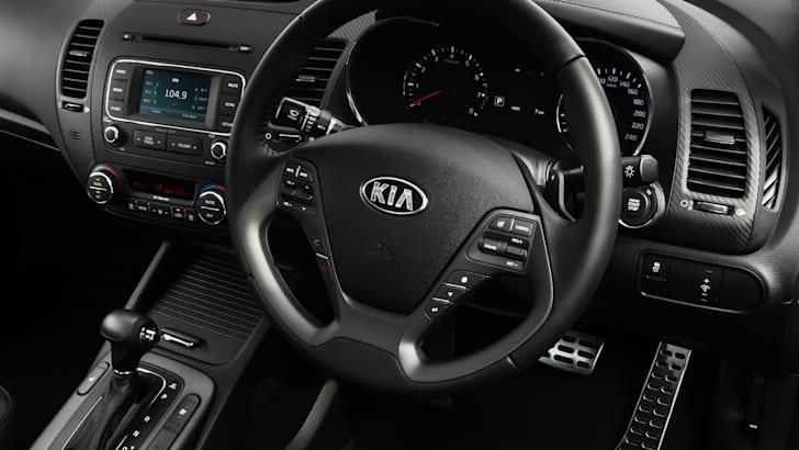 2013 Kia Cerato Sedan