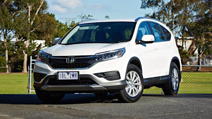 Honda-CR-V
