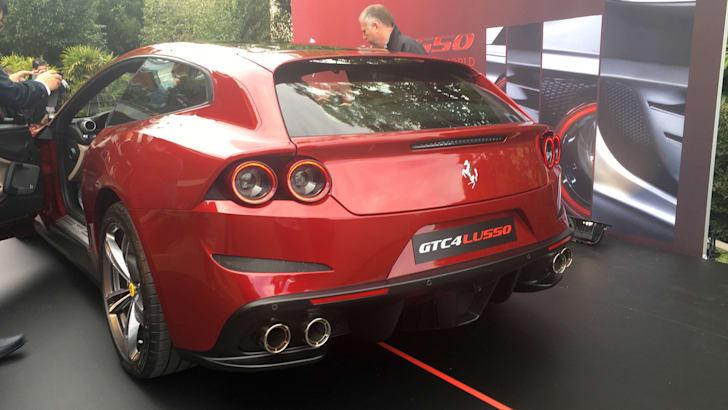 2017 Ferrari GTC4 Lusso - 19