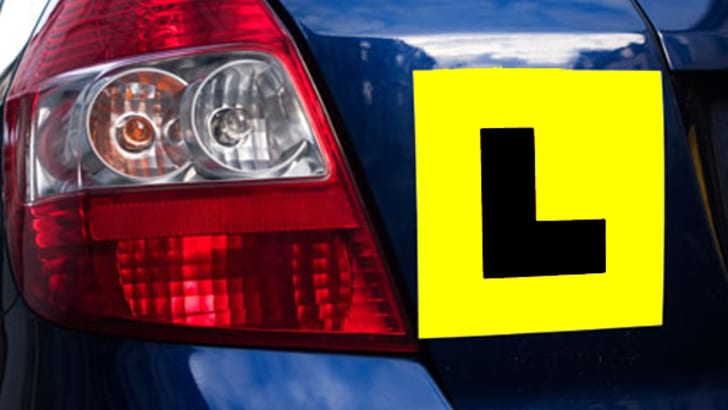 learner-plate