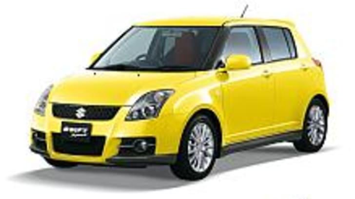 Suzuki Swift Sport Small