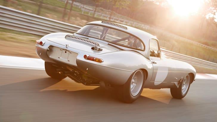 Jaguar Lightweight E-Type - 2