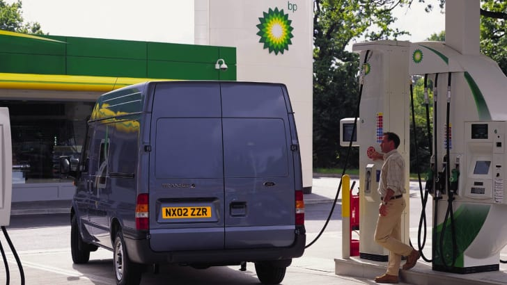 BP Fuel Station