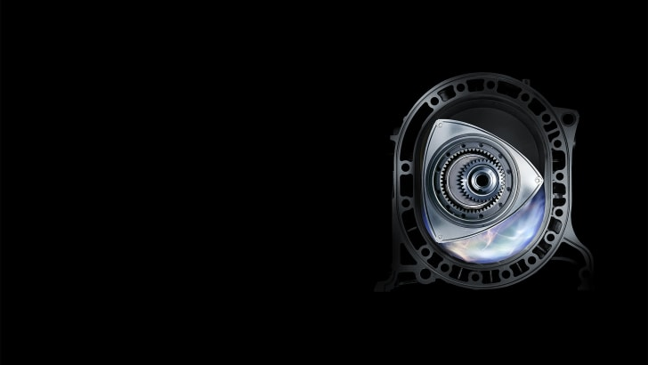 Mazda rotary image