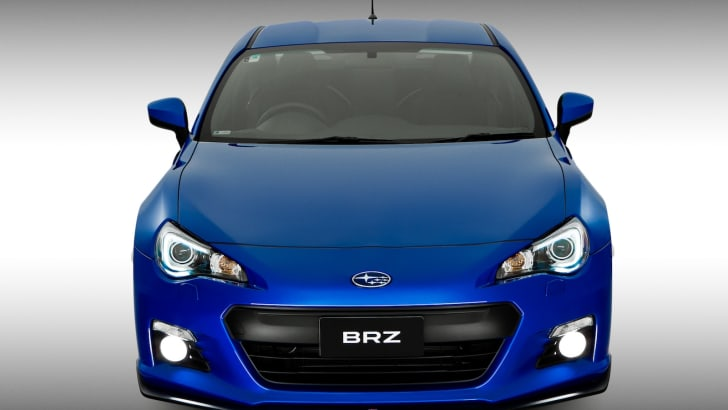 Subaru BRZ STI Sports Kit Concept - 3