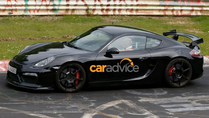Porsche Cayman GT4 4
