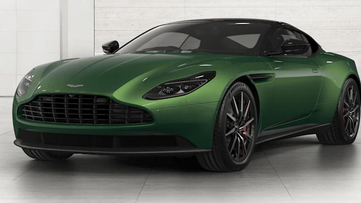 Configurator Challenge Aston Martin Db11 Caradvice