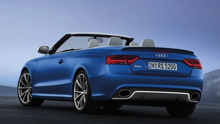 Audi RS5 Cabriolet - 3