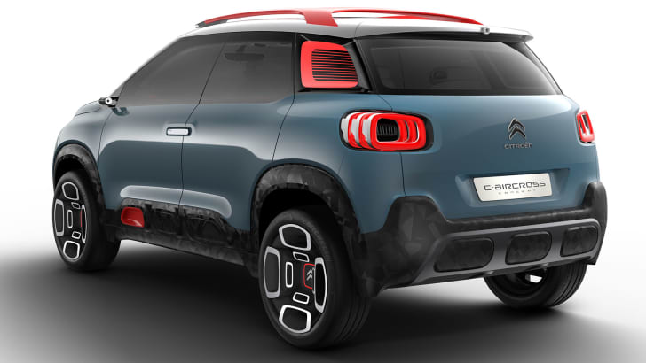 citroen-c-aircross-rear