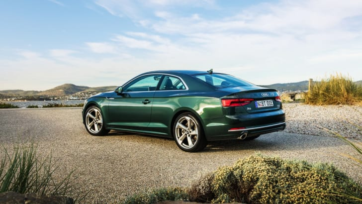 2017 Audi A5 Coupe pricing and specs | CarAdvice