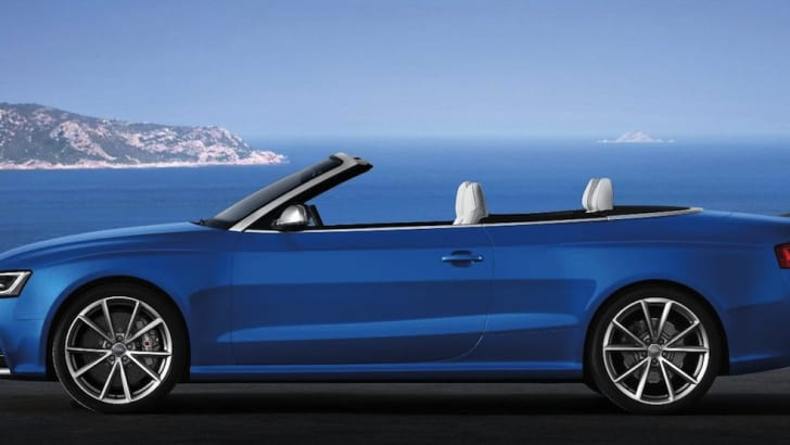 Audi RS5 Cabriolet - 2