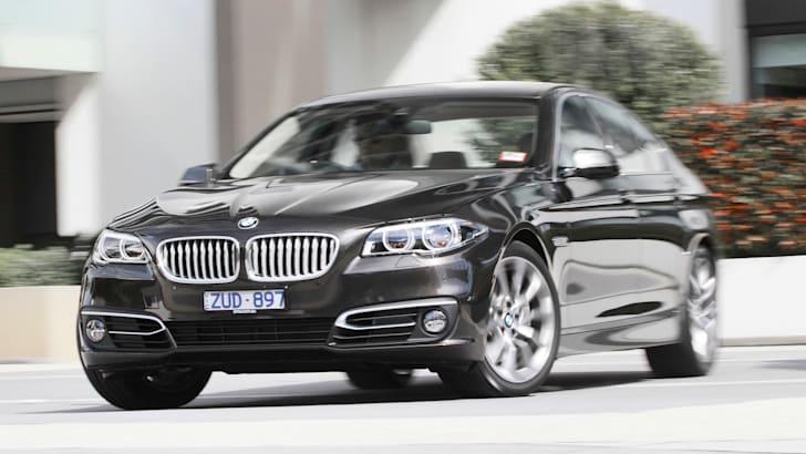 BMW 535d Sedan - 1