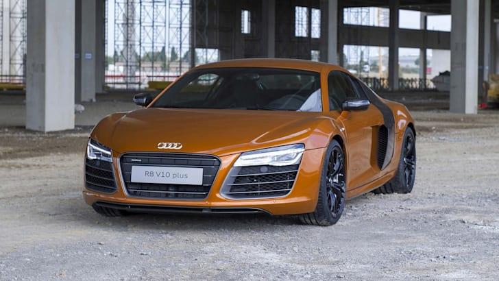 Audi feiert Richtfest auf den Boellinger Hoefen