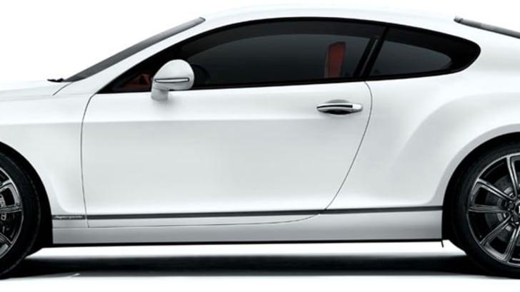 2009 Bentley Continental Supersports
