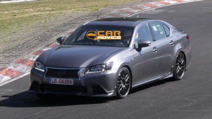 Lexus GS F 2