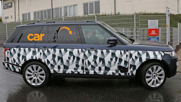 Range Rover LWB SVR 3