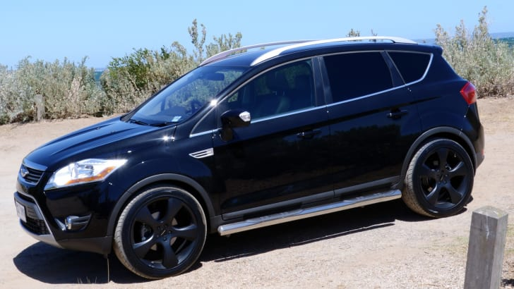 WP by Irmscher Ford Kuga - 4