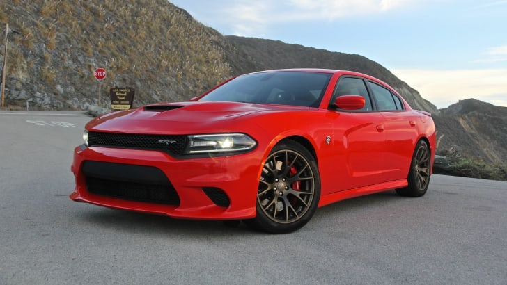 Dodge Charger SRT Hellcat1