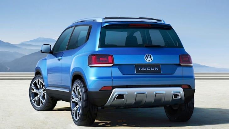 Volkswagen Taigun Concept - 2