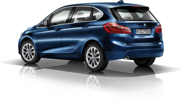 BMW 2 Series Active Tourer3