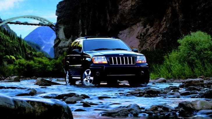 Jeep Grand Cherokee - 2004