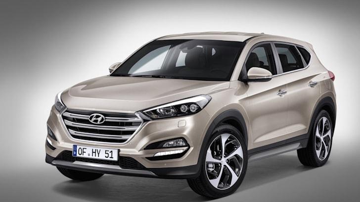 Hyundai Tucson - 001