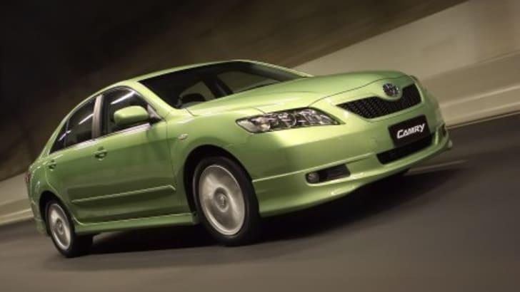 Toyota Camry Sportivo 2006