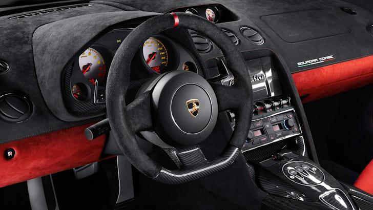 Lamborghini Gallardo LP 570-4 Squadra Corse - 3