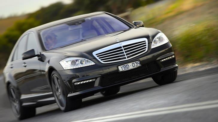 Mercedes-Benz S-Class - 1