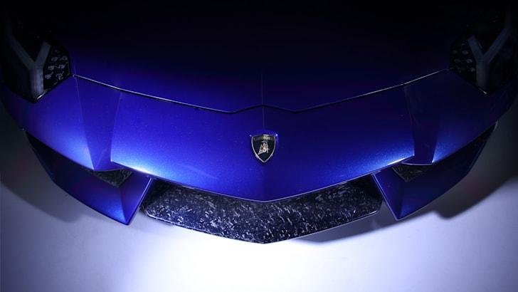 Lamborghini Ad Personam 1