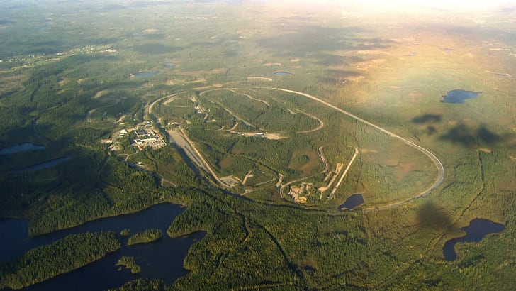Volvo Hallered proving ground