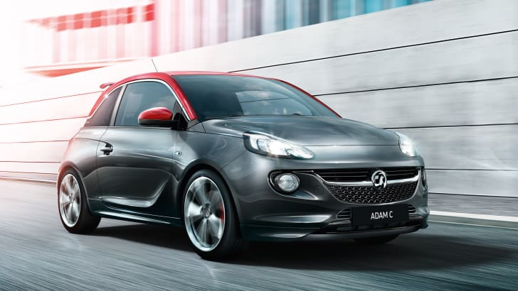 Vauxhall's ADAM C, the world's first full-size production kinetic car.