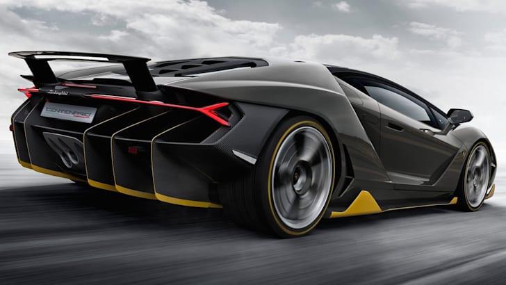 2017 Lamborghini Centenario - 2