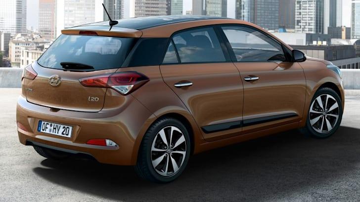 2015 Hyundai i20 official 2