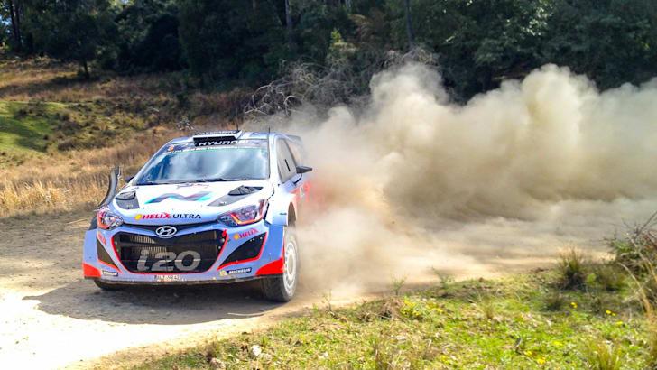 WRC Rally Australia 2014 - 22