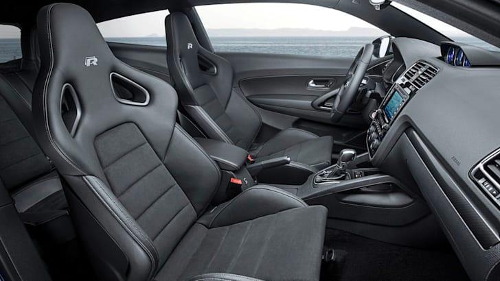 Volkswagen Scirocco interior-1