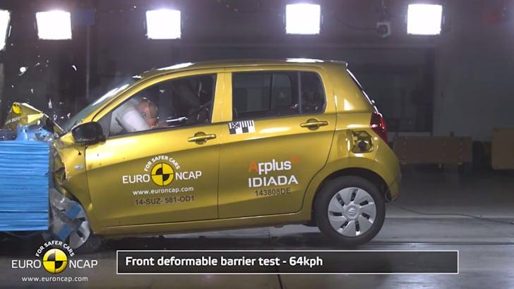 Suzuki-celerio-euro-ncap-front-crash