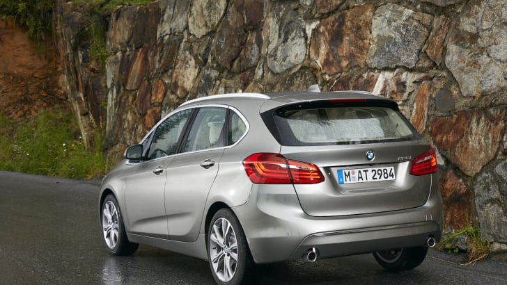 BMW 2 Series Active Tourer 19