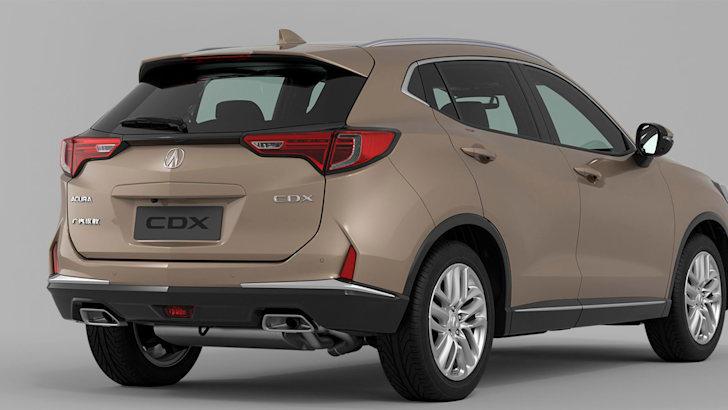 acura-cdx-rear