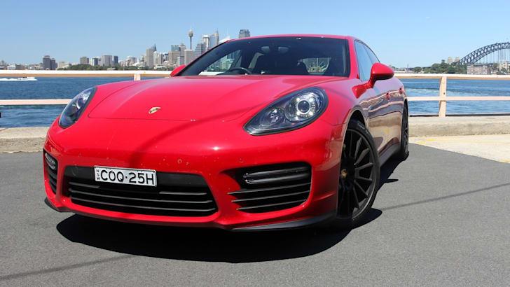 Porsche Panamera GTS - 1