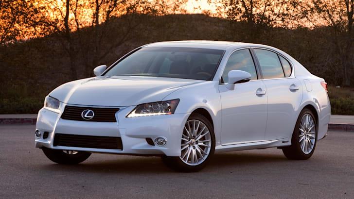 Lexus GS450h 2014 - 1