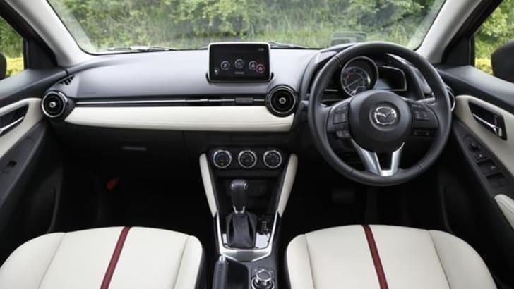 Mazda 2 leak 4