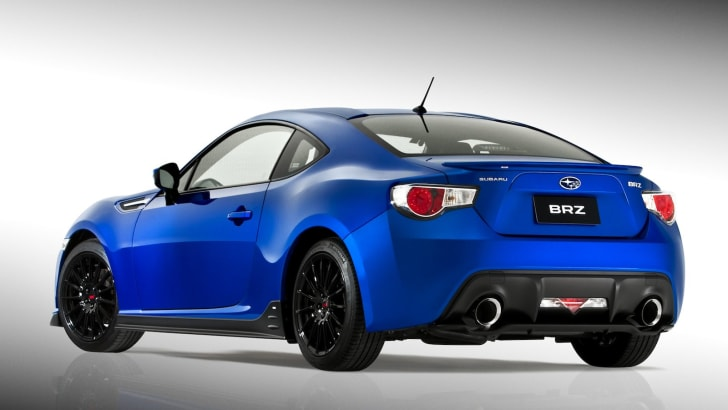 Subaru BRZ STI Sports Kit Concept - 2
