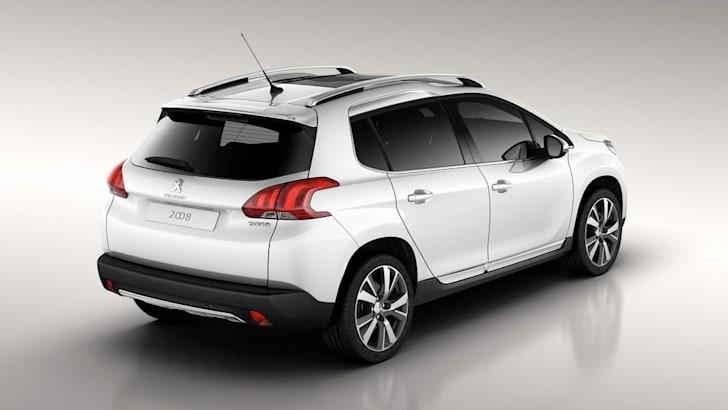 Peugeot 2008 Leaked - 2