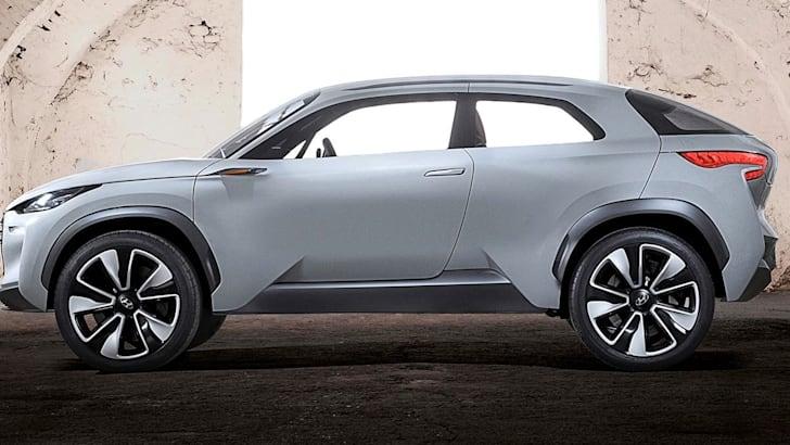 Hyundai Intrado Concept - 3