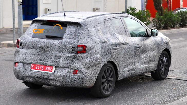 2016 Renault Koleos spy images_09